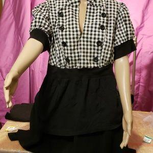 NWOT Torrid blouse